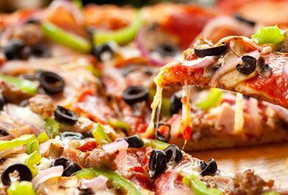 Topings para Pizza