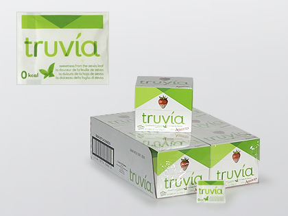 Truvia, edulcorantes naturales de Stevia