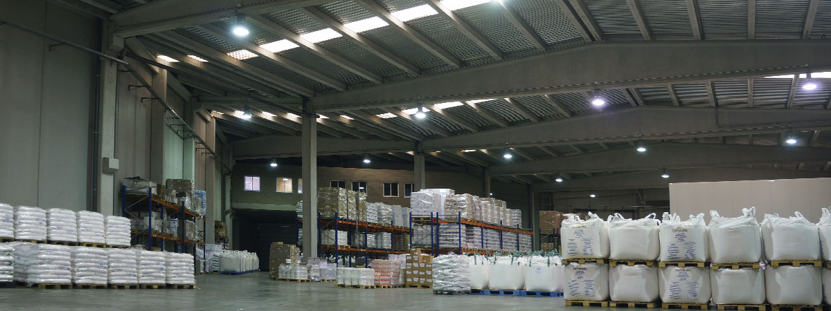 Almacenes de azúcar y otros productos de alimentación